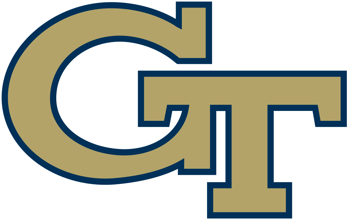 Georgia Tech Yellow Jackets Football Logo