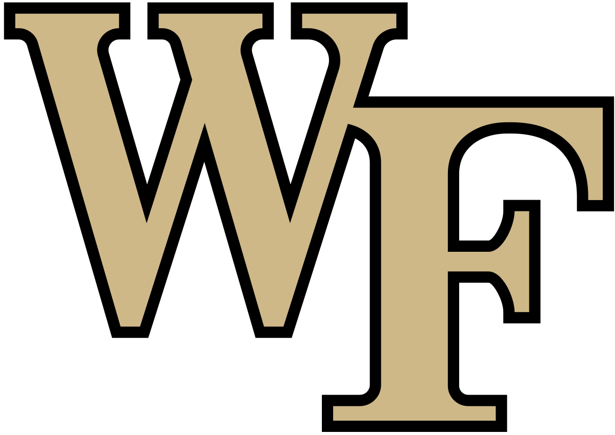 Wake Forest Demon Deacons Football Logo